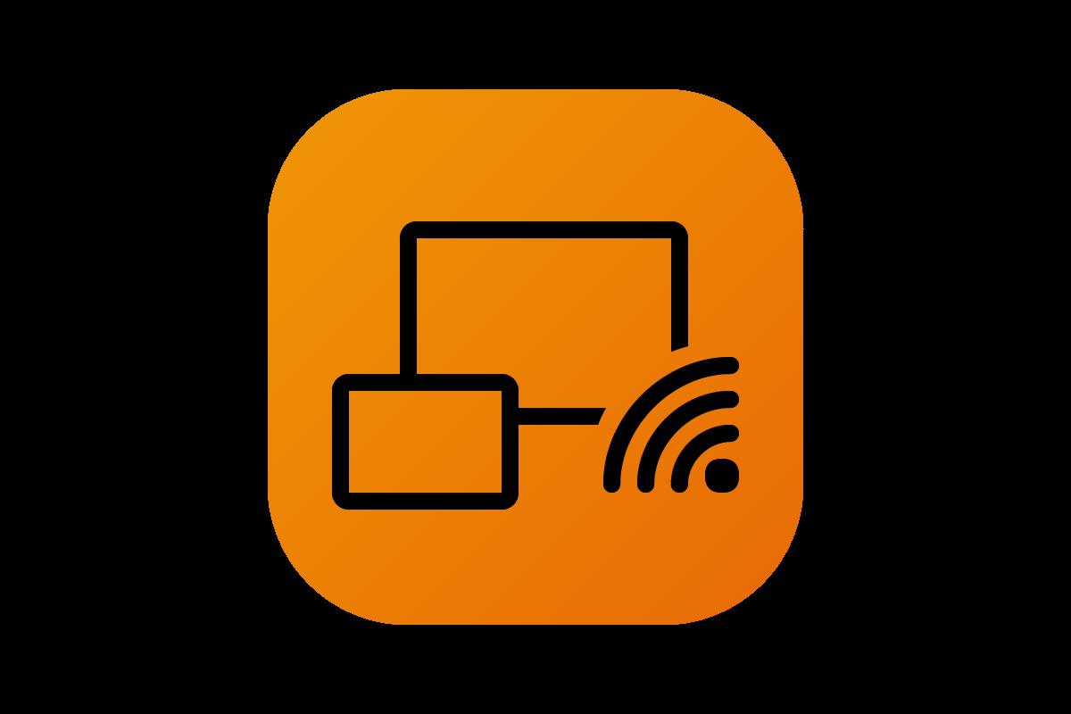App voor draadloos presenteren